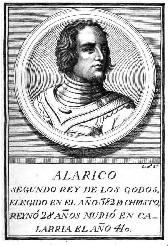 Rey Godo Alarico