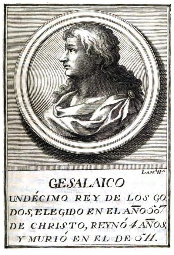 Rey Visigodo Gesaleico