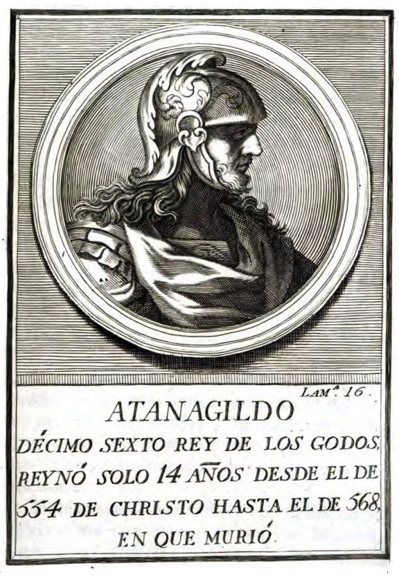 Rey Visigodo Atanagildo