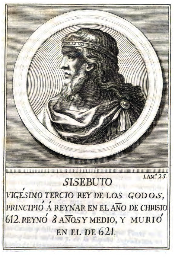 Rey Visigodo Sisebuto