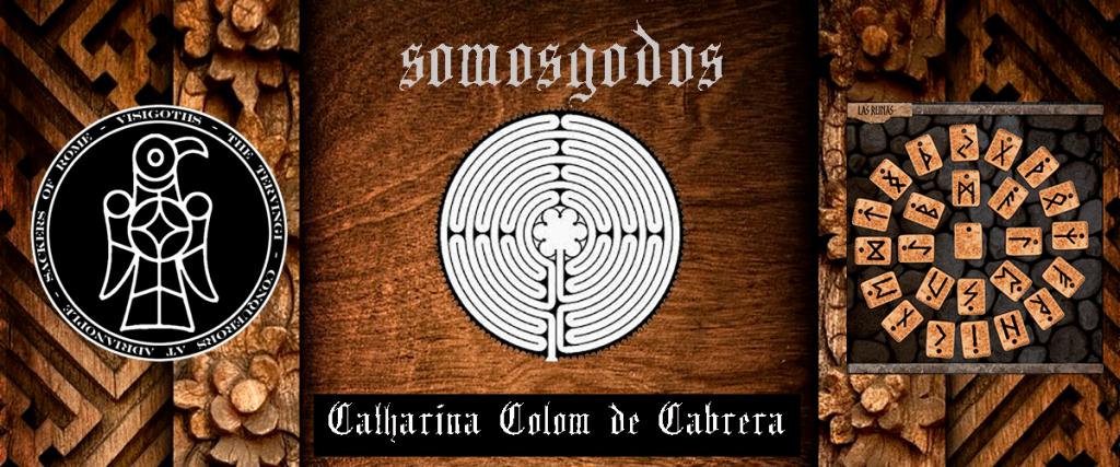 Somos Godos - Catherina Colom de Cabrera