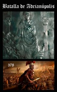 Somos Godos - HISTORIA Batalla de Adrianópolis
