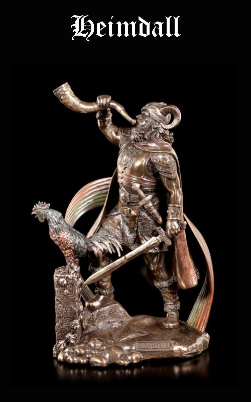 Mitología Nórdica Heimdall