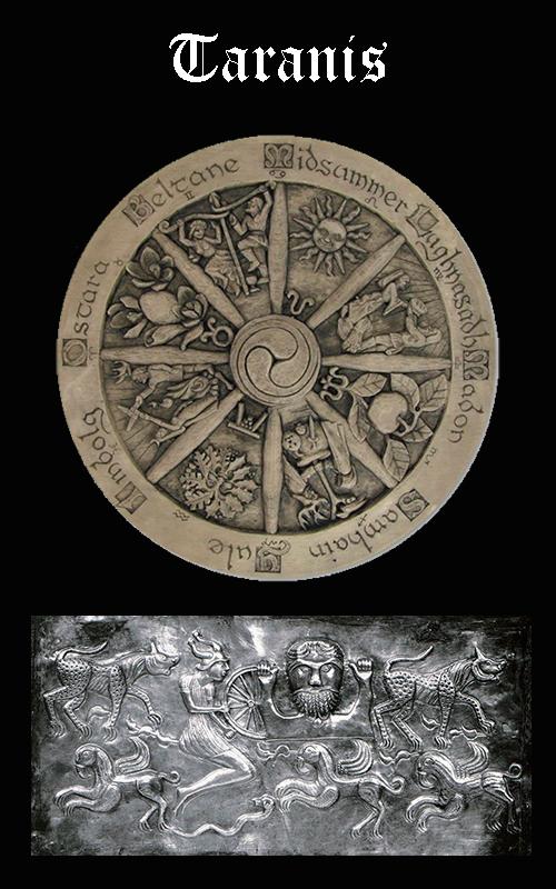 Mitología Nórdica Taranis