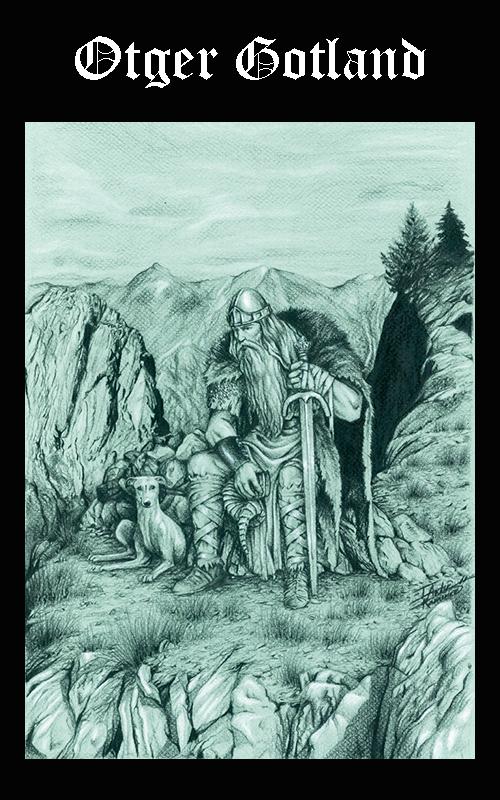 Personas & Gothia - Otger Goland