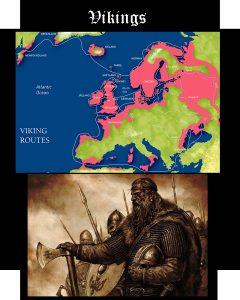 Somos Godos - Geografía : Pueblos y Tribus - Vikings