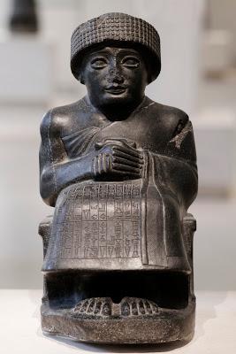 Somos Godos - Geografía / Pueblos y Tribus: Gutis o Gutios - Gudea of Lagash