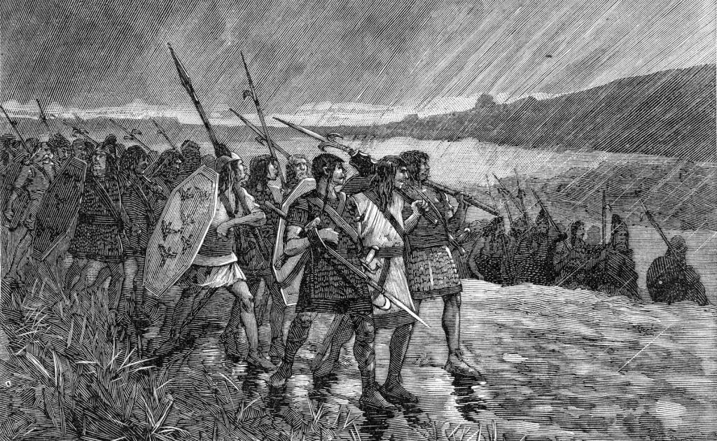 Somos Godos - Geografía / Pueblos y Tribus: Alanos