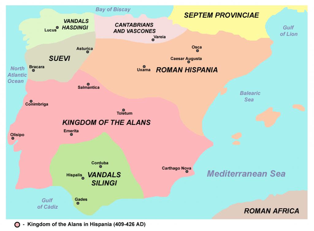 Alan Kingdom in Hispania