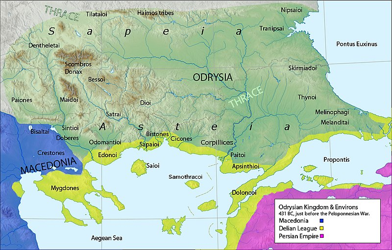 Odrysian Kingdom