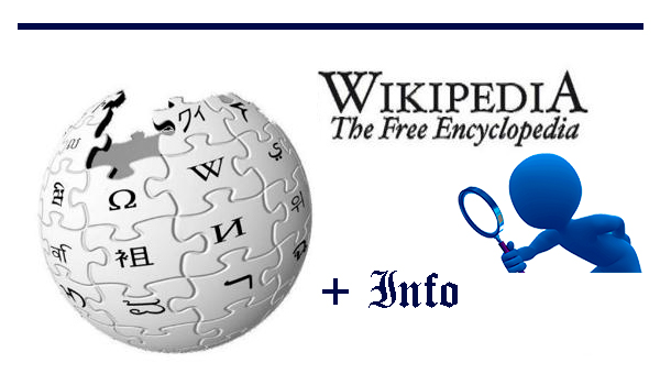 wikipedia + info