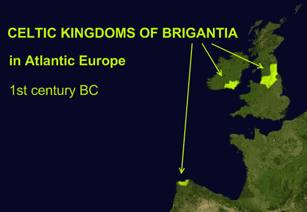 Celtic Tribes in Brigantia