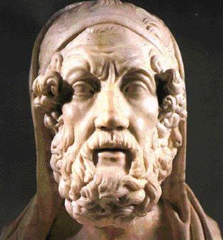 Homero Somos Godos - Geografía - Pueblos y Tribus / Aqueos- Danaos- Helenos - Argivos -
