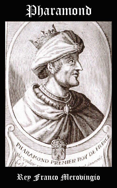 Pharamond - Rey Franco Merovingio