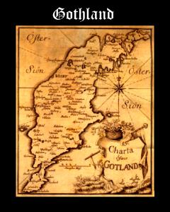 Somos Godos - Geografía - Isla de Gotland