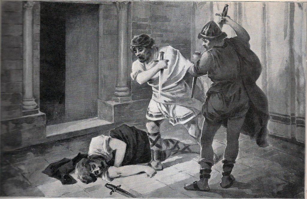 Asesinato de Athaulfo