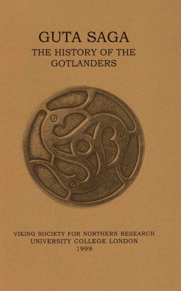Gutasaga - Historia de los Gotlanders - Isla de Gotland