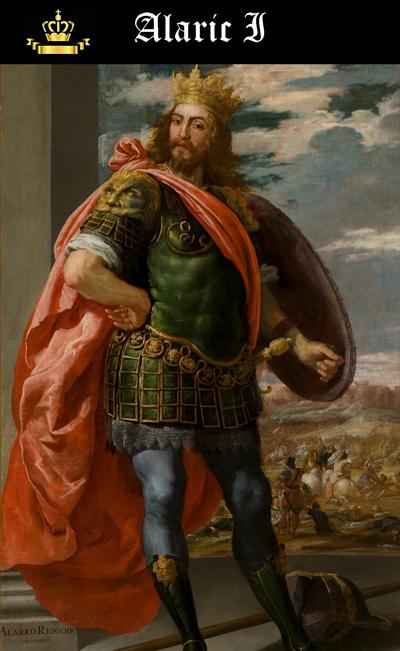 Rey Visigodo Alaric I