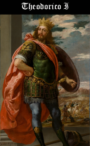Rey Godo Theodorico 1