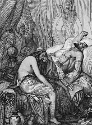 Muerte de Attila