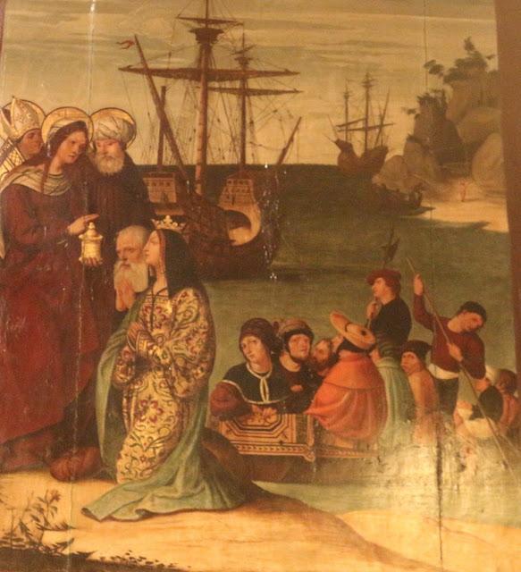 La leyenda provenzal de María Magdalena en Marsella