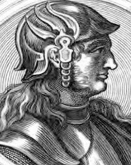 Aquila II - Rey Visigodo