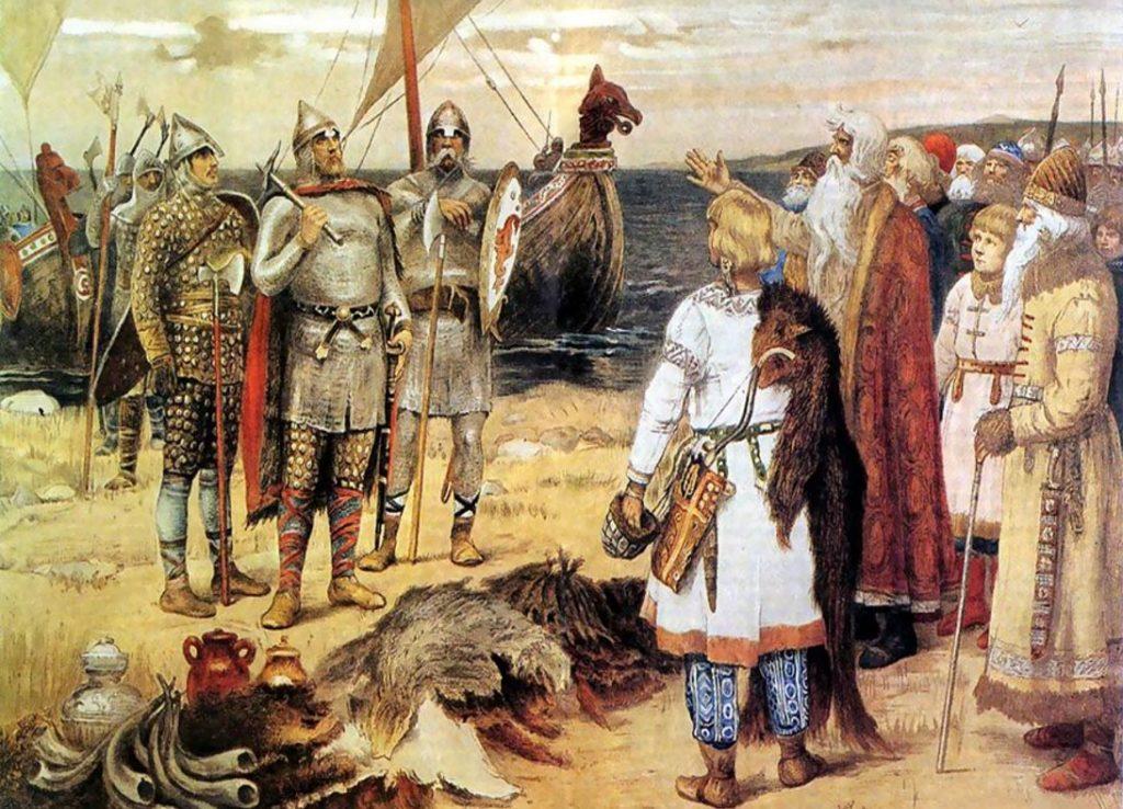 Los Gotlanders Varegos