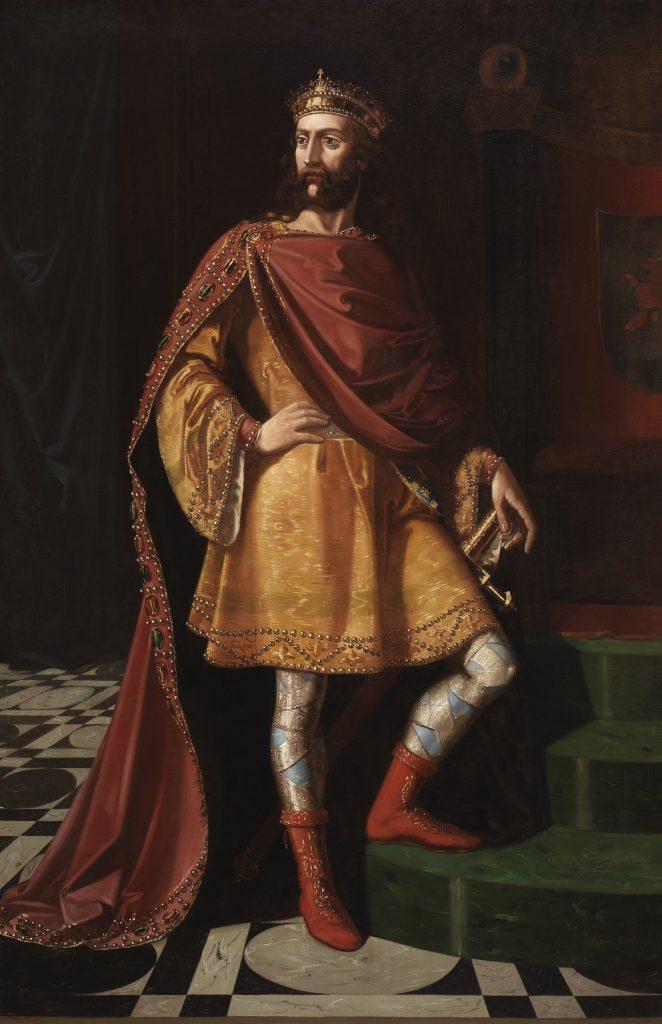 Flavio Ervigio rey de los VISIGODOS