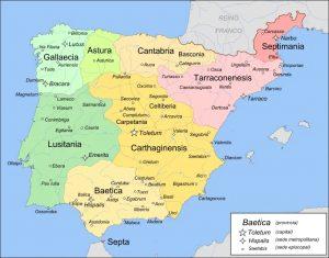 Reino Visigodo de Toledo