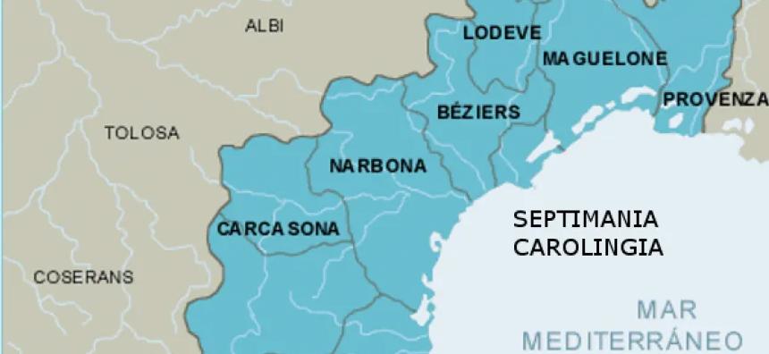 Septimania Carolingia
