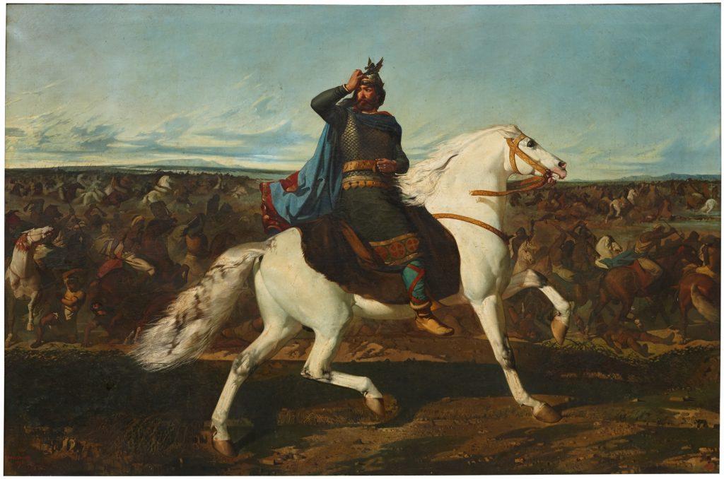 Batalla de Guadalete (711) - Batalla de la laguna de La Janda o del río Barbate
