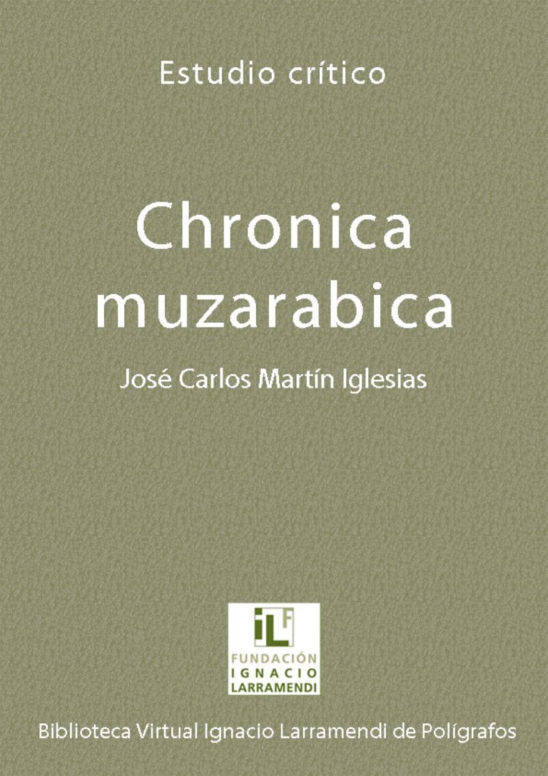 Crónica Mozárabe del 754 - Estudio crítico