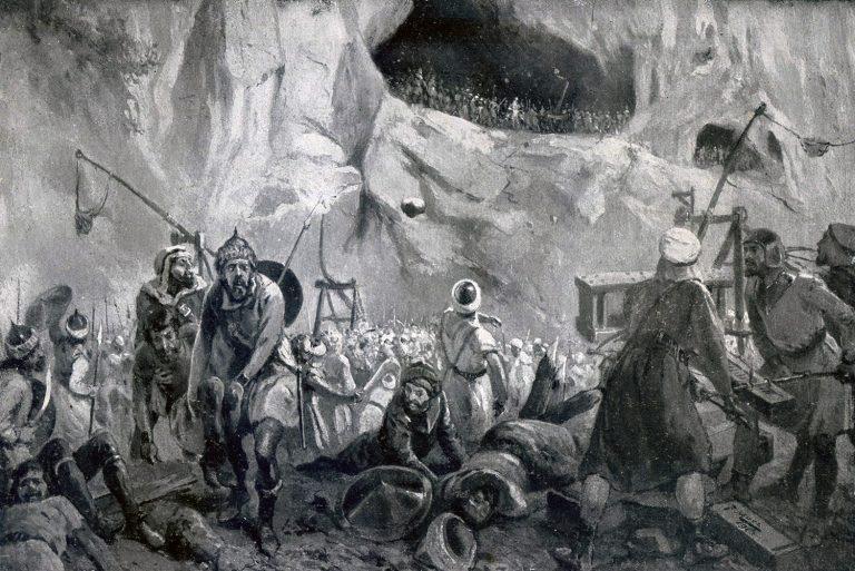 Cueva de Santa María - Covadonga