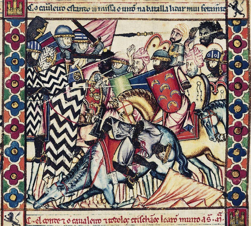 Batalla de Guadalete (711)