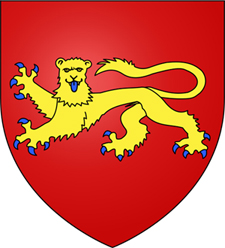Blason de l'Aquitaine