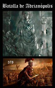 Batalla de Adrianópolis - Somos Godos - HISTORIA