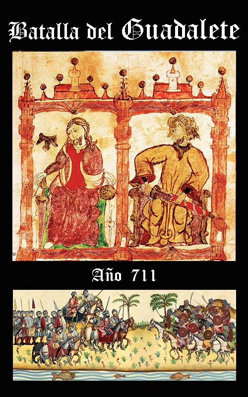Batalla de Guadalete (711) Somos Godos - HISTORIA