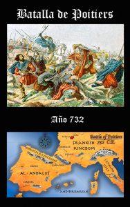 Somos Godos - HISTORIA Batalla de Poitiers (732)