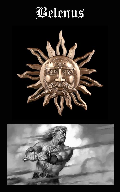 Mitología Nórdica Belenus