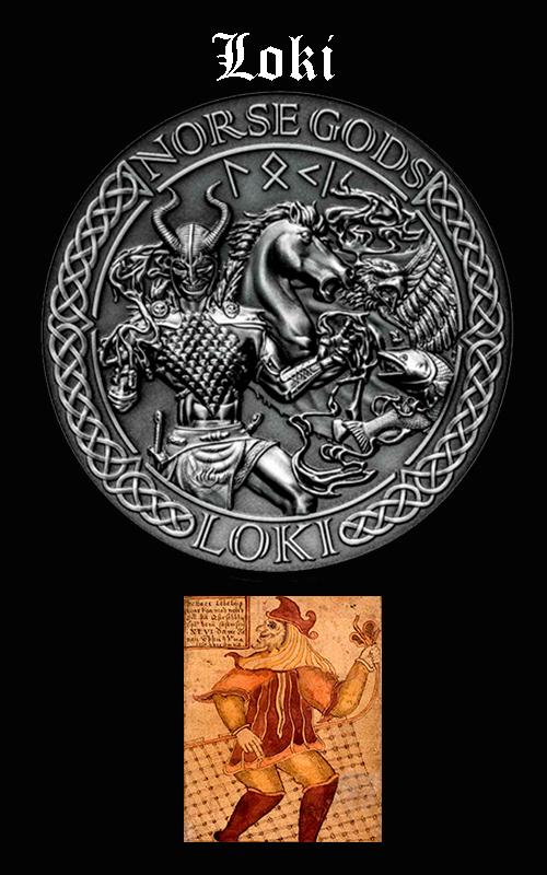 Mitología Nórdica Loki
