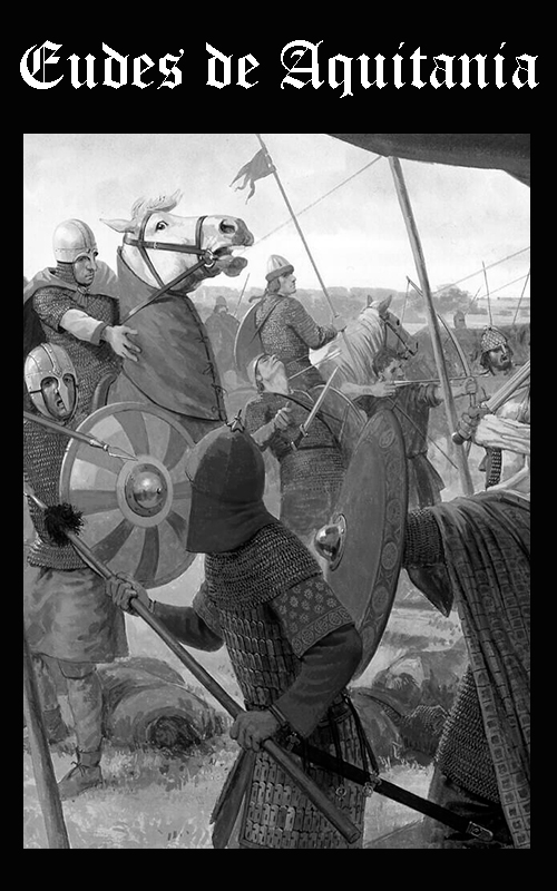 Eudes de Aquitania - Odón el Grande