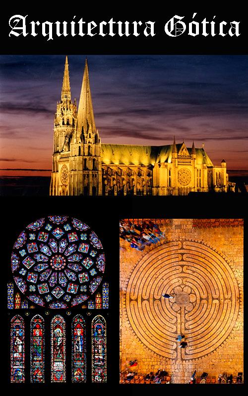 Somos Godos - Arte Gótico - Arquitectura