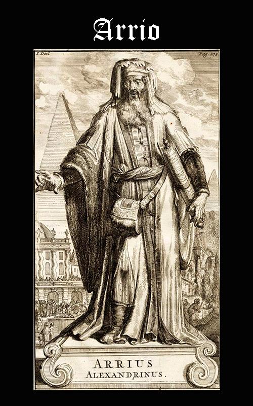 Religión GODOS - Obipo Arrio