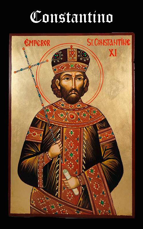 Religión GODOS - Emperador Constantino