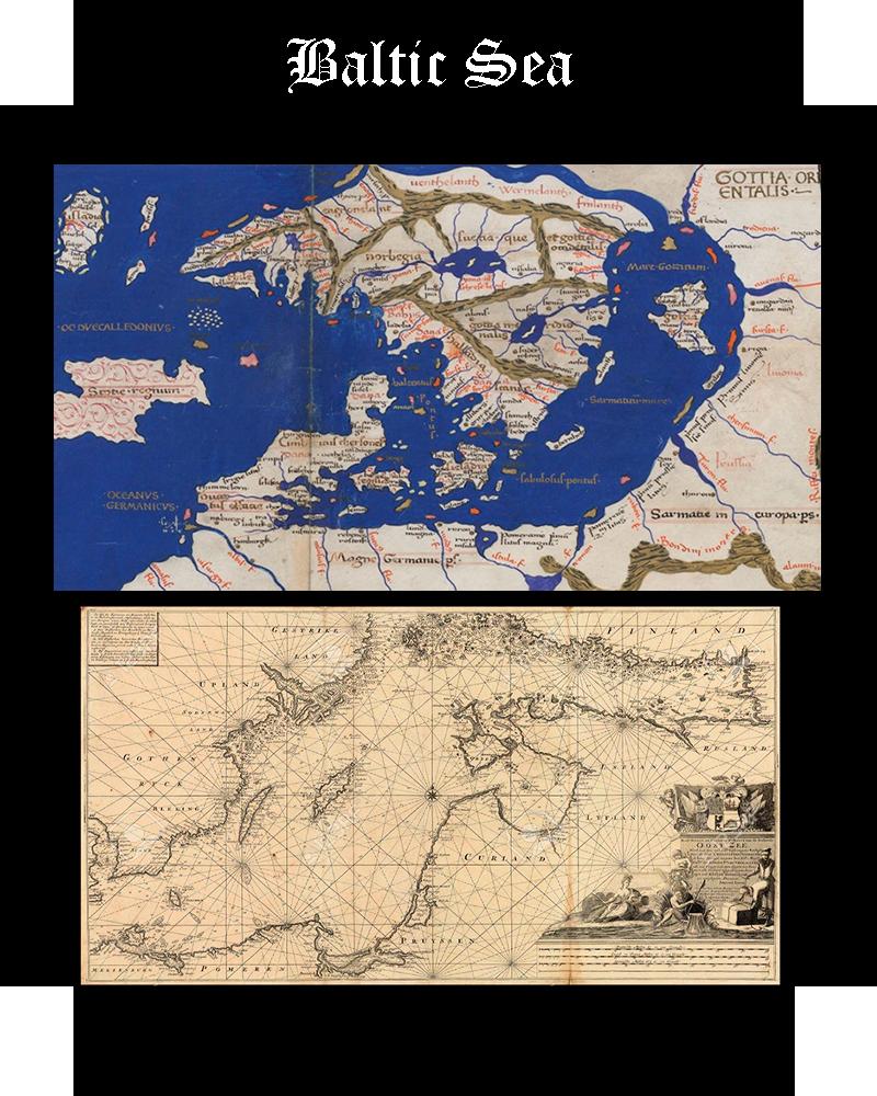 Somos Godos - Geografía - Mar Báltico