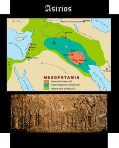 Somos Godos - Geografía - Pueblos y Tribus / Asirios