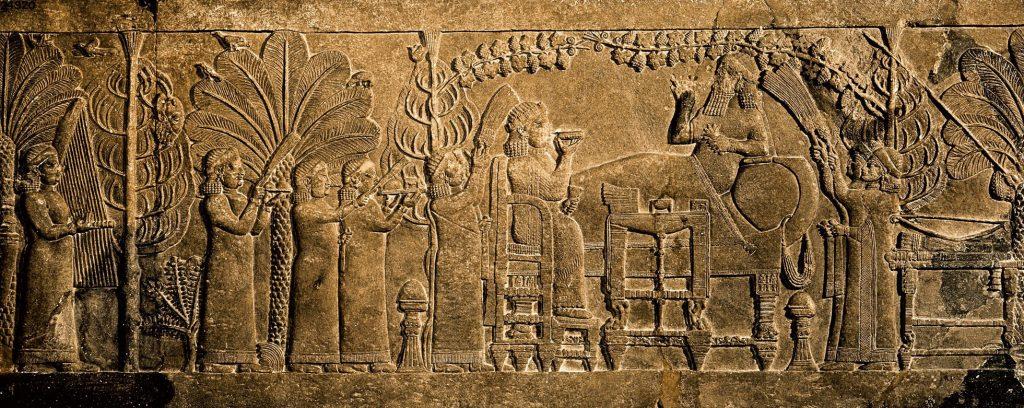 Somos Godos - Geografía - Pueblos y Tribus / Reinas Asirias