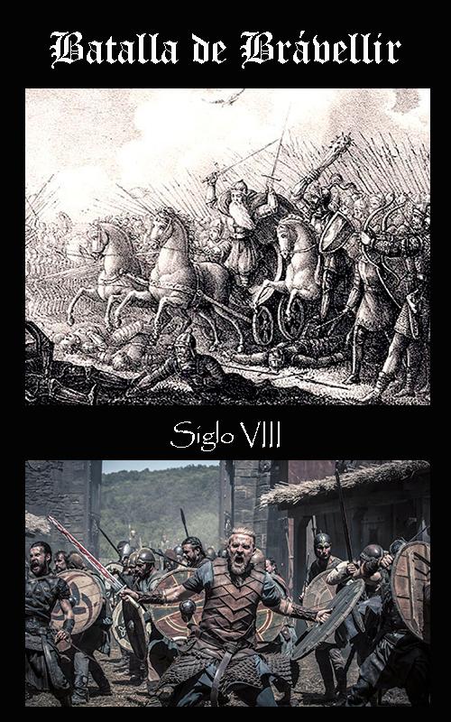 Somos Godos Historia - Batalla de Brávellir (Siglo VIII)