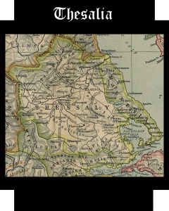 Somos Godos - Geografía - Territorios / Thesalia