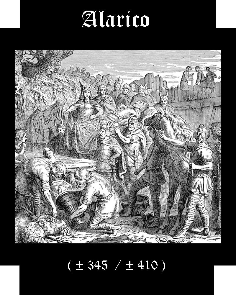 Reyes Visigodos - Alareiks